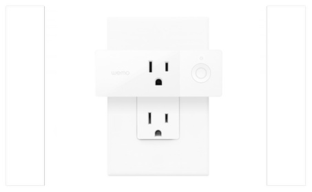 Wemo Mini Smart Plug, Wi-Fi Enabled cab8dac6-13dc-44e8-b4a8-83d0934de1e2
