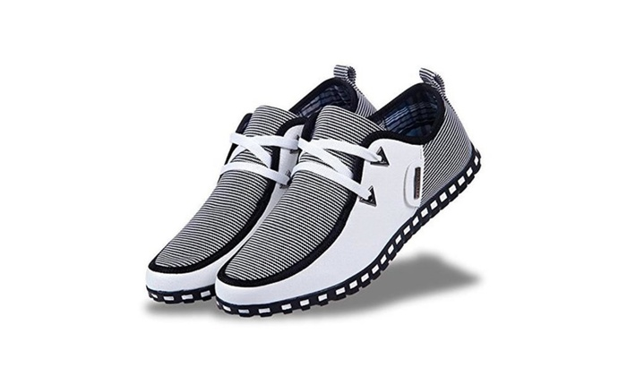 sports shoes 543b4 df76c New Fashion Breathable Casual Lace Men s Non-slip Running Sport ...