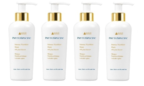 Phytospecific Intense Nutrition Mask 6.9 Oz (Ultra Dry Hair) (4 Pack)