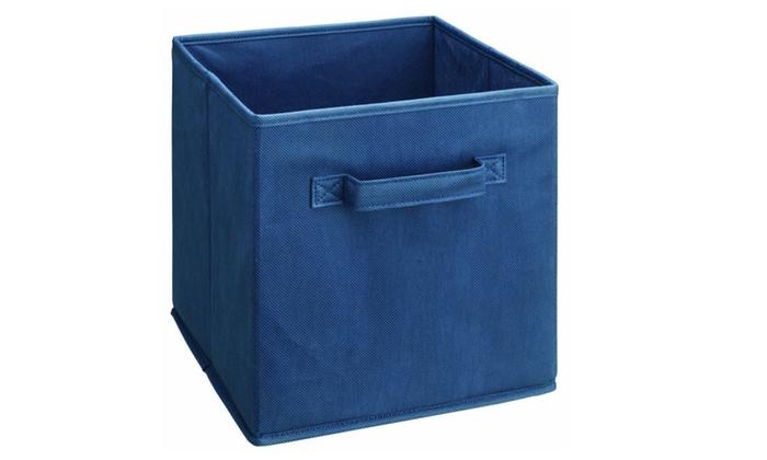 Charmant ClosetMaid 5433 Cubeicals Fabric Drawer, Blue
