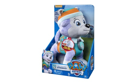 PAW Patrol Real Talking Everest Plush c80d9ce0-d1d8-428b-9588-59c2624ea9ac