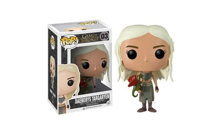 Game of Thrones s1 Daenerys Targaryen Vinyl Action Figure Toy 5ba6dd0a-ef3a-49d4-bc0f-287fa3a51b46