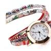 Rhinestone Analog Quartz Bracelet Watches for Women