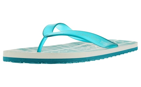 Calvin Klein Jeans Aston Rubber Sandal - Multiple Sizes/Colors d1ff01ac-e618-4d5f-86f1-3184c5cec0f8