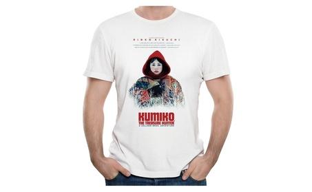Kumiko The Treasure Hunter Cool Poster T Shirts Mens Tee e97383fb-5f7d-4682-95c2-f99533dd6a3d