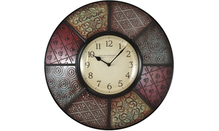 Firstime Amp Co Wall Clocks Groupon