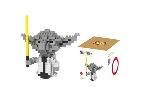 LOZ Diamond Block Star Wars Yoda Educational Toy 6327913f-e10e-4d9c-ad64-b46a97b93324