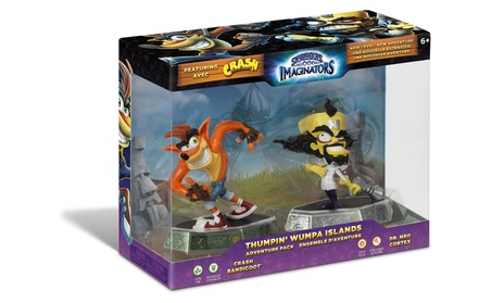 Skylanders Imaginators: Thumpin' Whumpa Islands Adventure Pack aff7e703-fa83-4a20-8e8f-76470f318c2c