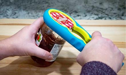 Maze Exclusive Easy Grip Jar and Bottle Opener