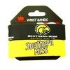 NCAA Southern Missipissi Golden Eagles  Rubber Wrist Bands Bracelets
