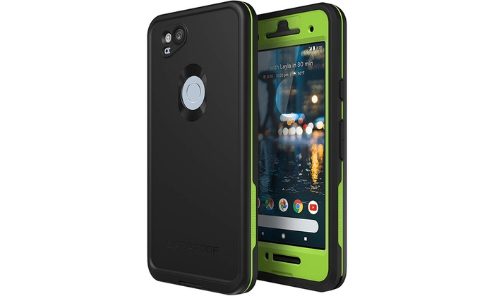 premium selection 06c8e cdef3 Lifeproof Fre Series Waterproof Case for Google Pixel 2
