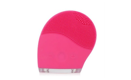 Soft Silicone Facial Cleansing Brush Super Electric Skin face washing 5483ae4d-816e-4683-bc06-f3d1132cecf8