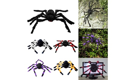 "30"" Halloween Decoration Spider Haunted House Prop Decor"