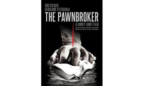 The Pawnbroker DVD 8f276c11-3854-4c73-81a7-9a2beeacdd4c