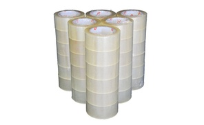 A Grade Heavy Duty Packing Tape - 110 Yards and 2mil Thick - 6 Pk at Direct Global Supplies, plus 6.0% Cash Back from Ebates.