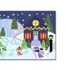 Grace Riley Let it Snow II Canvas Print