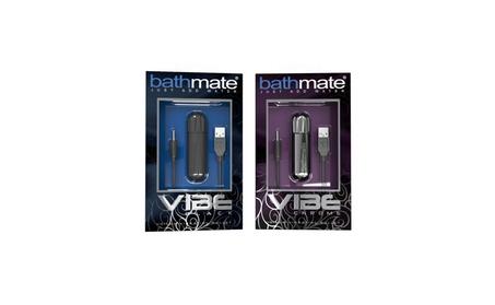 Bathmate Hydromax Vibrating Bullet 10 Speed Waterproof USB Recharge d703266f-0d0e-46e0-9d6c-38377055b58d