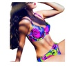 Women's Slim Fit Moderate Rear Coverage Tankinis Sets