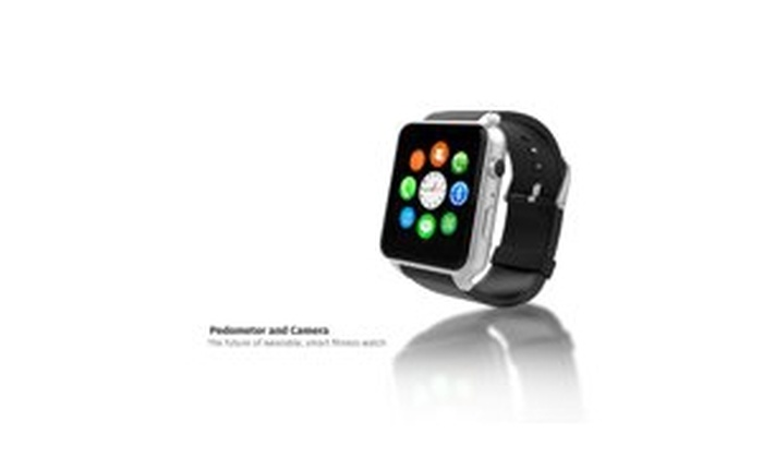 Up To 15% Off on TechComm GT88 Smart Watch Cam    | Groupon