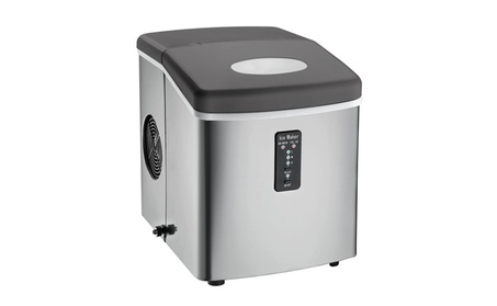 Igloo ICE103 Counter Top Ice Maker with Over-Sized Ice Bucket e8e52c7f-82e3-43bb-bdcd-a5002ffdc3ae