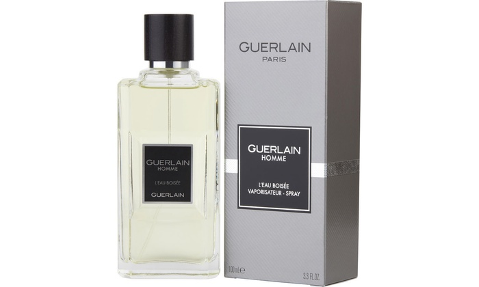 Up To 75 Off On Guerlain Homme Leau Boisee 3 Groupon Goods