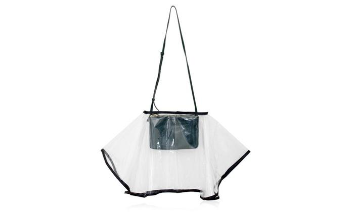 52a29486fa2c Handbag Raincoat