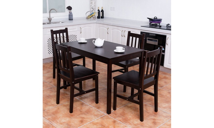 Up To 24 Off On Solid Wood Dining Set
