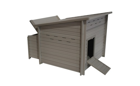 New Age Pet Cages and Accessories Jumbo Fontana Chicken Barn 6d700781-7097-4e32-b904-24dec2fee08b