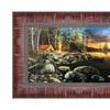 Midwest Art & Frame Inc Twilight Fire By Jim Hansel