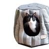 Aeromark C30CG Armarkat Cat Bed Pearl & Putty