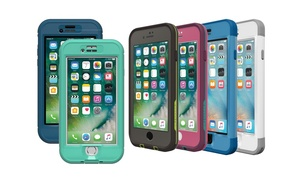 LifeProof Nüüd and Frē Series Case for iPhone 6s, 6s Plus, 7, & 7 Plus