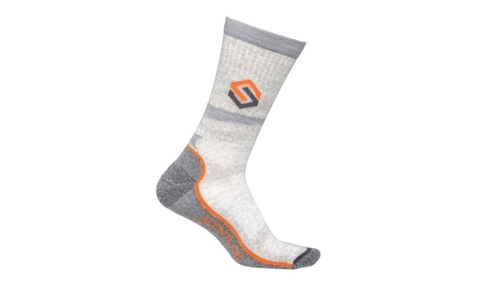 Scentlok Technologies Large Sport Crew Socks