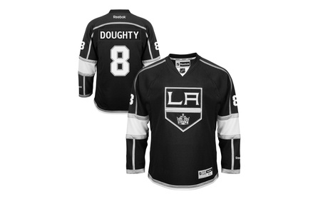 Drew Doughty Los Angeles Kings #8 Nhl Youth Reebok Premier Home Jersey 33ef9d25-a310-482a-b149-1c18d7cc8c70