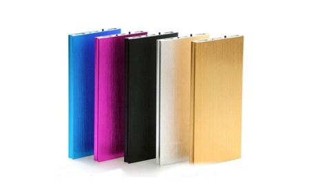 Portable External Battery Ultrathin 20000mAh Charger Power Bank cc326157-5069-492a-b310-c8edb718b147