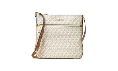 image placeholder image for MICHAEL Michael Kors Signature Bedford Flat  Small Crossbody