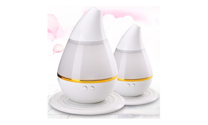 New Model 200ml Ultrasonic Aroma Humidifier Air Diffuser Purifier