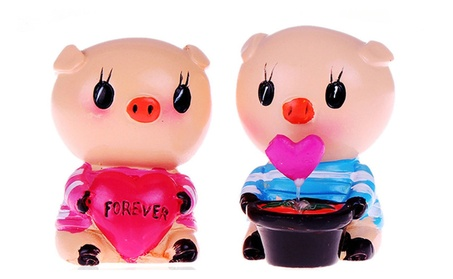 1 Pair Couple Dolls Car Decoration Interior Car Accessories bd5f607f-d03a-40cb-9e5a-af000dbc8ec8