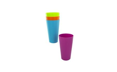 Large Plastic Tumbler 4519ed80-bc39-4e28-b828-0383818fd8d3