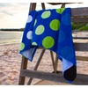 "4-Pack 30""x 60"" Polka Dot Beach Towel"