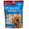 Pet Factory 78106 Rawhide Braid Dog Treat 6 Pack