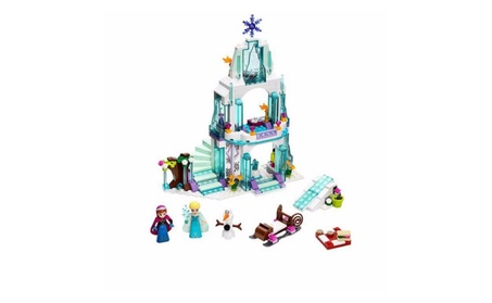 Frozen Dream Princess Elsa Ice Castle Princess Anna Set 5b3982f3-3c8e-42df-bac8-b8639b8a0034