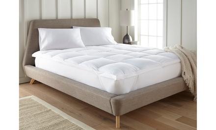 Merit Linens Luxury Super Soft Mattress Pad