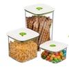 Vacuum-Sealed Food Storage Container Set (4-Piece)
