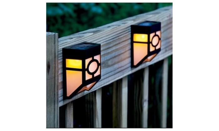 Wireless Outdoor Solar Lights