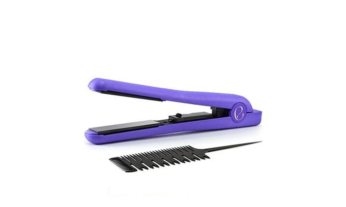 1.25  Ceramic Ionic Flat Iron Hair Straightener ...  sc 1 st  Groupon & 1.25
