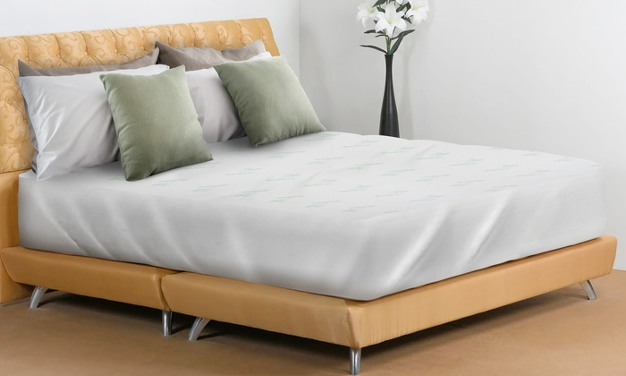 Up To 77 Off On Newhome Bamboo Hypoallergenic Groupon Goods