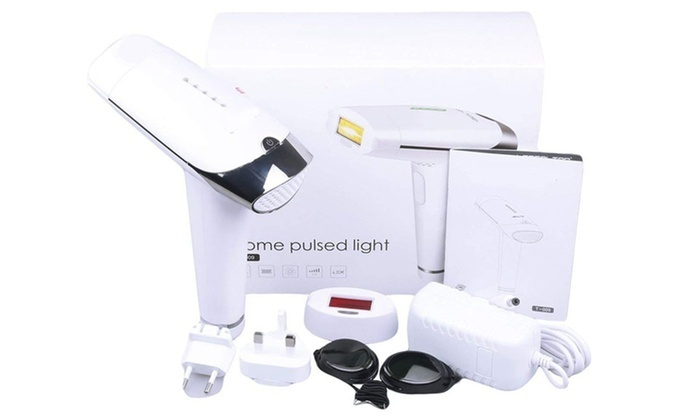 Up To 57% Off on Permanent Painless IPL Hair R    | Groupon