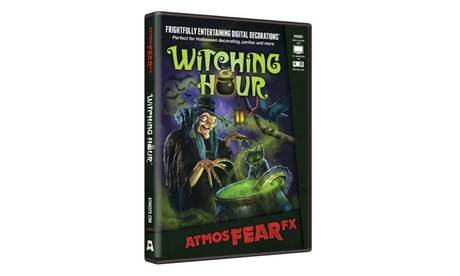 Morris Atmosfearfx Halloween Party Decorations Witching Hour Dvd 048bdb8d-fd92-4201-bb6f-d6eb1f01d173