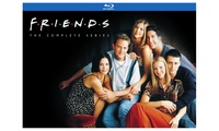 Friends: The Complete Series (Blu-Ray)The ultimate collector set features over 110 hours of content (90 hours of features and 20 hours of bonus content).All 236 original broadcast episodes (released for the 1st time in the US) Highly Collectible Premium Packaging Lenticular Box Cover Hard-cover book that holds 21 discs 32-page episode guide with content from the Warner Bros. archives    Run Time: 518:00    Street Date: 11/13/2012    Blu-Ray    Rated: NAFriends: The Complete Series (Blu-Ray)      Dimensions: 7.0 inches (H) x 5.0 inches (W) x 5.5 inches (L)      Weight: 5.0 pounds      Included in the box: Friends: The Complete Series (Blu-Ray)      Made in United States For post-purchase inquiries, please contact customer support.Sold by Gro