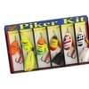 Mepps Piker Kit - No.4 and No.5 Aglia Assortment